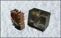 The relay electromagnetic intermediate RPU-2 for