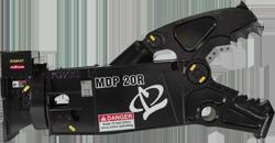 MDP 20R Разрушители/Измельчители бетона