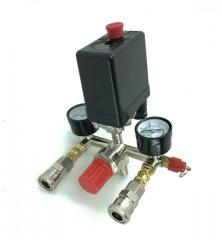 Автоматика для компрессора 24-50 в сборе 2 выхода