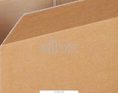 Гофрокартон упаковочный