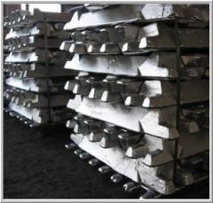 Aluminum AL25 cast alloy.