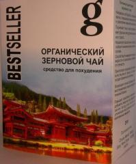 Bestseller - Органический зерновой чай для