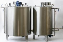Milk 630-20000l cooler