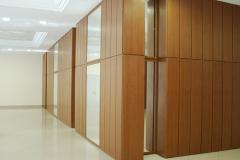 Деревянных панелей