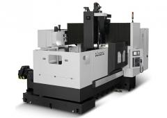 Double column machining center series PV