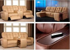 The upholstered furniture to order, the Set of