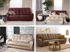 The upholstered furniture, Set of