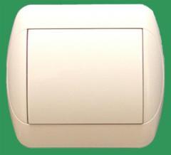 Выключатели электрические серии Кедр