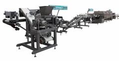 La línea automática para la producción armenio