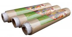Бумага для выпекания коричневая Vivat 30м