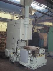 Machine zubodolbezhny 5M150