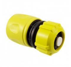 Коннектор 1/2 внутренняя резьба с клапаном Norton SLD 172 (заказ кратно упаковке 40шт)