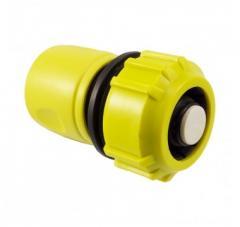 Коннектор 3/4 внутренняя резьба с клапаном Norton SLD 173 (заказ кратно упаковке 10шт)