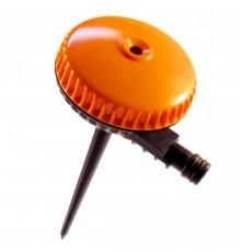 Улитка под коннектор с колышком (диаметр9см) SLD 212 (заказ кратно упаковке 5шт)