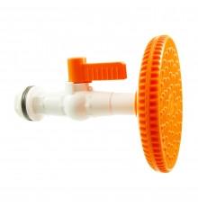 Комплект душевой пластиковый Norton (диаметр 12,5 см) SLD 311 (заказ кратно упаковке 5шт)