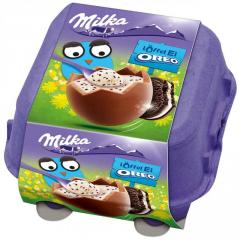 Пасхальный набор Milka Egg'n Spoon Oreo 128g