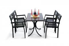 Комплект мебели Стелла (стол + 4 стула)