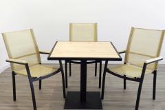 Комплект мебели Мальта (стол + 4 стула)