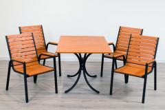 Комплект мебели ТАИ (стол + 4 стула)