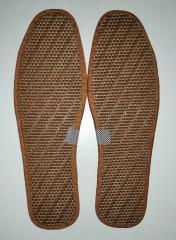 Летние стельки из бамбукового волокна 38