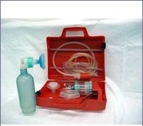 Аппарат для искусственной вентиляции легких для детей АДР-600, Аппарат ИВЛ с ручным приводом