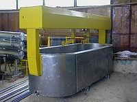 Bath cheese D7-OCA-1, capacity - 2500 l