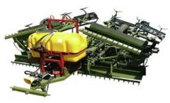 The unit for introduction of AVG-8 herbicides