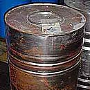 Calcium carbide Slovakia fraction 50х80, barrels