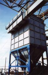Фильтр рукавный тип ФРЕИР-60   с электроимпульсной