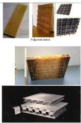 Fiberglass products, panels
