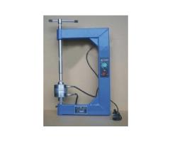Вулканизатор с винтовым прижимом настольный AJD-10