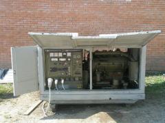 Военная, дизельная електростанция