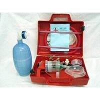 The device for artificial ventilation of the lungs