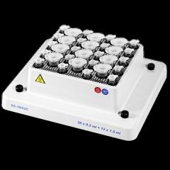 Блок, термоблок для шейкера SC-18/02C Biosan