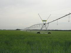 Irrigating equipment for agriculture