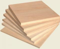 Plywood vologost_yka of 10 mm