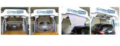 Роботизированная автомойка CYBERWASH SG