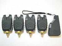 Набор сигнализаторов поклевки FA210-4 с