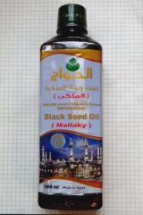 Масло черного тмина Королевское El Hawag 500 мл