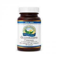 Глюкозамина сульфат (Glucosamine) бад NSP для