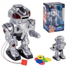 Интерактивный робот Бласт ZABAVKA на...