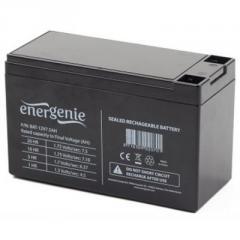 Батарея к ИБП EnerGenie 12В 7.2 Ач (BAT-12V7.