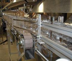 Chain (slat) conveyors