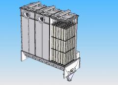 Фильтр рукавный тип ФРЕИР-30 до ФРЕИР-1100 с