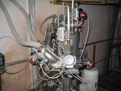 The doser for liquid and viscous products based on