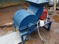 Дробилки молотковые для дробления угля, соли,