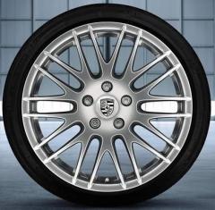 Комплект дисков Cayenne RS Spyder R20 с