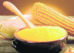 Мука кукурузная в мешках 50 кг