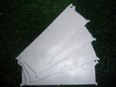 Комплектуючі для вертикальних жалюзі: натяжитель