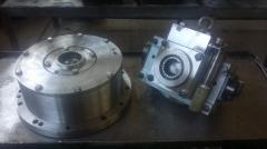 Hydraulics of Mine combines